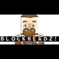Photo taken at Blockheadz! by Aaron G. on 2/21/2013