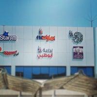 Photo taken at Abu Dhabi Media by Mariam B. on 2/21/2013