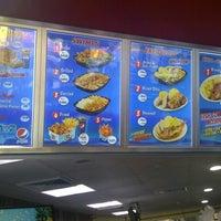 Photo taken at Fish Pot Fry Fish Shop by Kheki W. on 12/19/2012