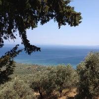 Photo taken at Mount Ida by Derya A. on 7/14/2013