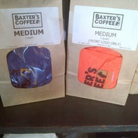 Photo taken at Baxter's Coffee by Mary Claire O. on 10/11/2012