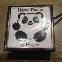 Photo taken at Happy Panda by Polly on 5/13/2013