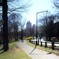 Photo taken at Central Park North Meadow Field 6 by Mark N. on 4/12/2014