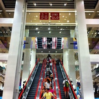Photo taken at UNIQLO by Mark N. on 7/28/2013