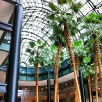 Photo taken at Winter Garden Atrium by Mark N. on 7/25/2013