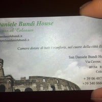 Photo taken at Hotel San Daniele Bundi by Angela P. on 2/23/2013