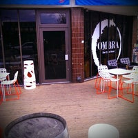 Photo taken at Ombra by Simon A. on 4/26/2013