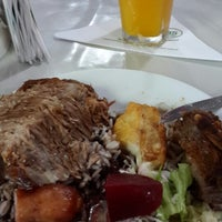 Photo taken at Churrascaria Tradiçao by Marcelo K. on 2/12/2014