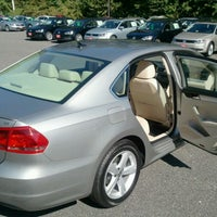 Photo taken at Southern Volkswagen at Greenbrier by DeeDee E. on 10/16/2012
