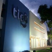 Photo taken at Edificio TIGO Mariscal López by Pao B. on 2/21/2013