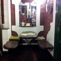 Photo taken at Complejo Cultural La Cuadrada by Lea N. on 10/27/2012