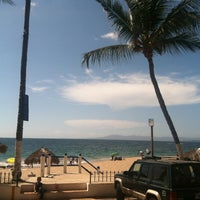 Photo taken at A La Playa Vallarta Shores Hotel by Favio N. on 4/14/2013