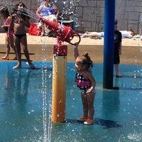 Photo taken at TOBAY Spray Park by Scott B. on 7/6/2013
