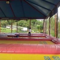 Photo taken at Parco Giochi ex Spigarelli by Marco R. on 10/7/2012