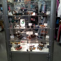 Photo taken at Oakley Vault by Marco R. on 9/16/2012