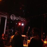 Photo taken at Hi-Tone by Marisa on 2/9/2013