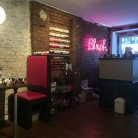 Photo taken at Blush Nail Lounge by Alyssa on 4/24/2014