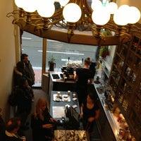 Photo taken at De Koffie Salon by Eveline R. on 12/15/2012
