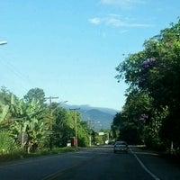Photo taken at Serra Dona Francisca by Flavia Z. on 2/13/2013