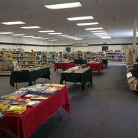 Photo taken at Plaza Books by Simone on 2/10/2013