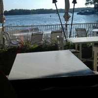 Photo taken at Canoe Club Lakeside Grill by Michael P. on 8/28/2013