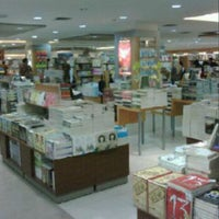 Photo taken at Gramedia by Herdiaman S. on 9/17/2012