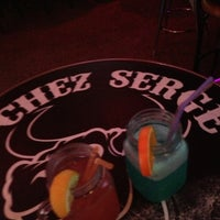Photo taken at Bar Chez Serge by Annie-Ève B. on 4/6/2013