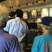 Photo taken at Starbucks by Josh v. on 6/28/2016