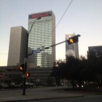 Photo taken at Sheraton Dallas Hotel by Josh v. on 12/12/2012