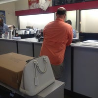 Photo taken at US Post Office by Josh v. on 10/15/2013