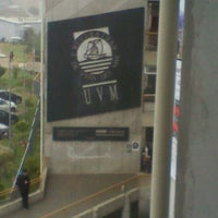 Photo taken at Universidad Viña del Mar by Dom L. on 9/14/2012