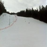 Photo taken at Pârtia Sorica by Alex R. on 2/3/2013