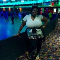 Photo taken at Rivergate Skate Center by Voke O. on 3/2/2015