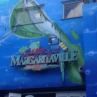 Photo taken at Jimmy Buffett's Margaritaville by Sergio R. on 10/12/2012