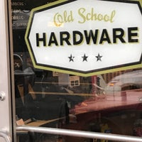 Photo taken at Old School Hardware by Phil M. on 9/10/2018