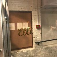 Das Foto wurde bei Ellē von Phil M. am 4/30/2018 aufgenommen