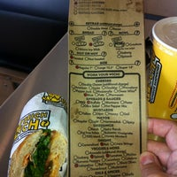 Photo taken at Which Wich? Superior Sandwiches by Bri-cycle on 10/8/2012