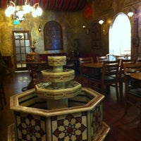 Photo taken at Ali Baba Grill by Bri-cycle on 4/8/2013