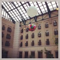 Photo taken at Mito Plaza Hotel by Kanya T. on 5/11/2013