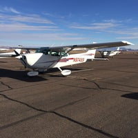Photo taken at Page Municipal Airport (PGA) by Sergio D. on 11/20/2014