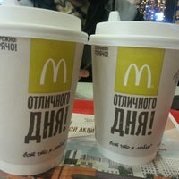 1/13/2013 tarihinde Slava Z.ziyaretçi tarafından McDonald's'de çekilen fotoğraf
