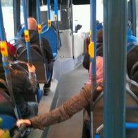 Photo taken at HSL Bussi 533 by Jukka K. on 12/29/2013