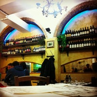 Photo taken at Trattoria Pizzeria Toscana by Joni on 11/22/2012