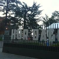 Photo taken at Hor Dago! by Alejandra on 8/6/2013
