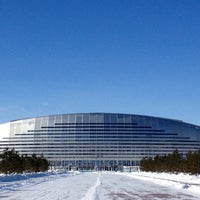 Photo taken at Astana Arena by Marx on 2/17/2013