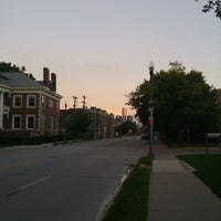 Photo taken at Brush Park Historic District by Leslie T. on 9/17/2016