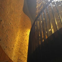 Photo taken at MIT Chapel (Building W15) by Leslie T. on 3/30/2016