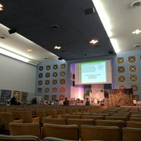 Foto tomada en Detroit Unity Temple por Leslie T. el 2/18/2018