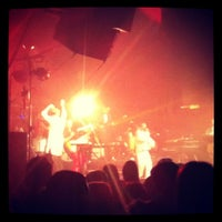 Photo taken at Manchester Academy by Caite on 10/13/2012