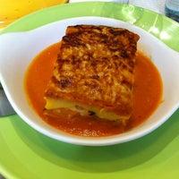 4/11/2013 tarihinde Ani M.ziyaretçi tarafından Restaurante Gálgala'de çekilen fotoğraf